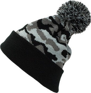 SMOKE SCREEN Beanie