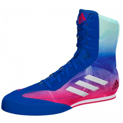 Adidas Boxing Boots - Blu/Red/Pink (Available)