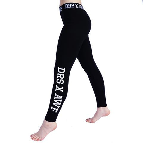 Brand Aid Leggings