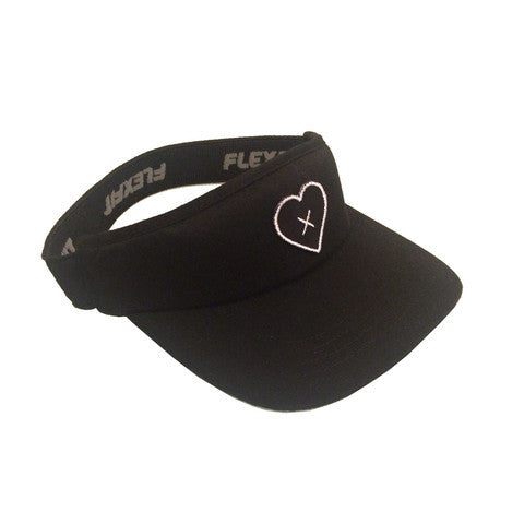EX in Heart Visor