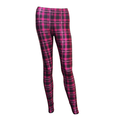 AWF P!NK TARTAN Leggings (available)