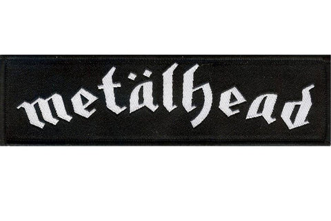 METALHEAD PATCH