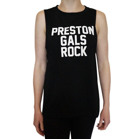 PRESTON Gals ROCK Tank