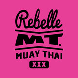 Rebelle MuayThai Experienced (4 weeks) M20p