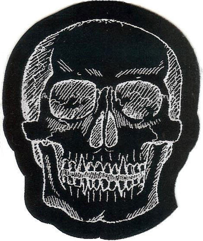 FULL SKULL PATCH