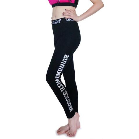 Smashing Slogan Leggings