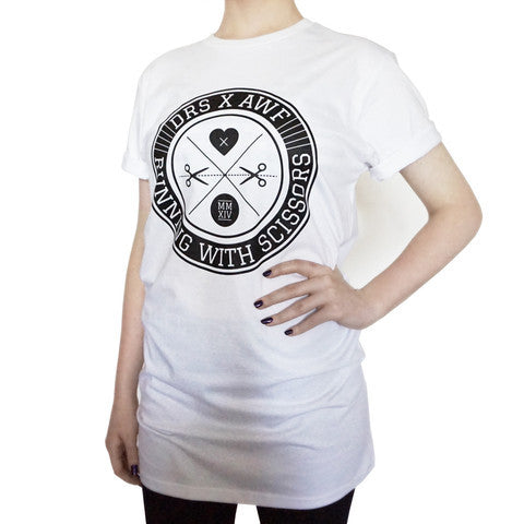 Sorority OS Tee - White
