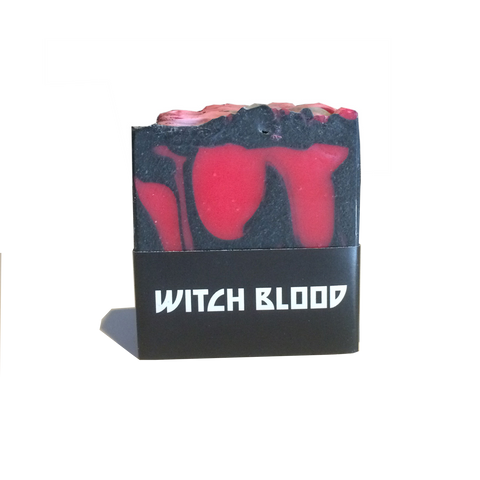 Witch Blood Soap