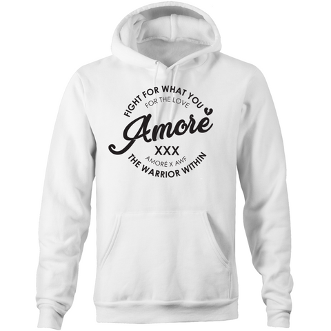 AXA AMORE LIFE HOODIE (Available)