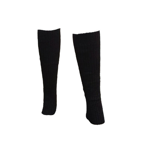 NOiR Ribbed Leg Warmers