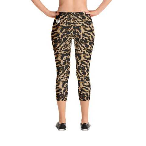 Urban Fury Custom Capri Leggings - Hipster (Low Waist)