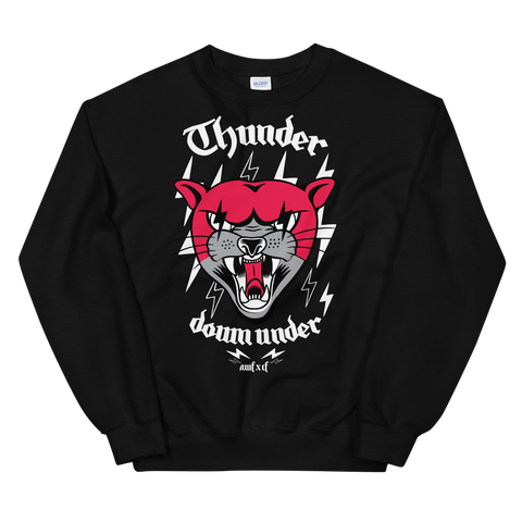 AWFxCF Thunder Down Under Custom Sweater (available) - L