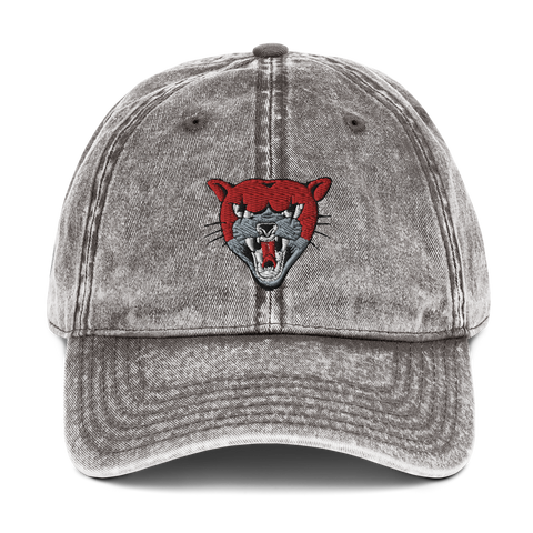 AWFxCF Fiercely Grunge Custom Cap - Acid Wash