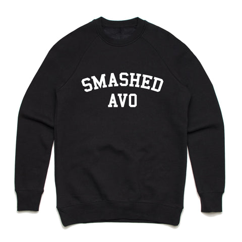 SMASHED AVO SWEATER (custom)