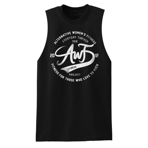 AWF Thrive Muscle Tank (Available) - M
