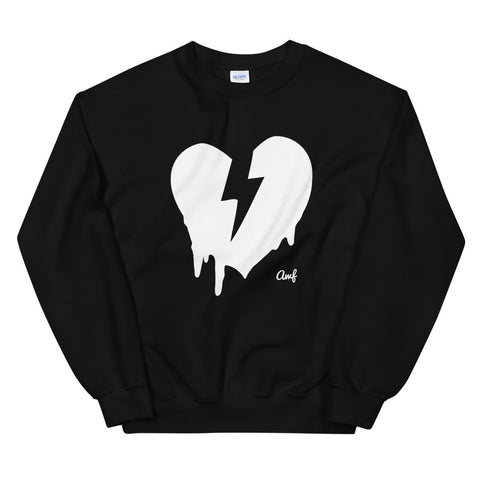 MELTING HEARTBREAKER CUSTOM SWEATER