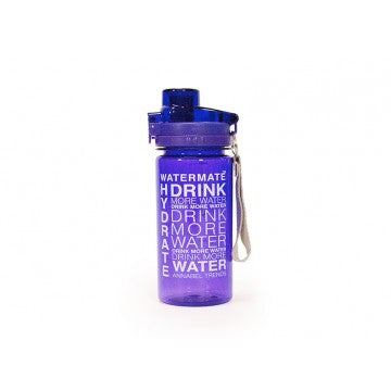 Mini Water Bottle - PURPLE