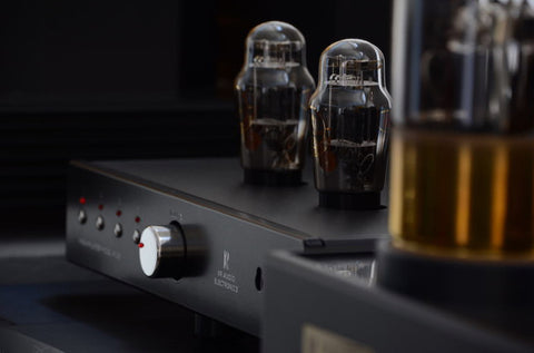 KR Audio Amplifiers