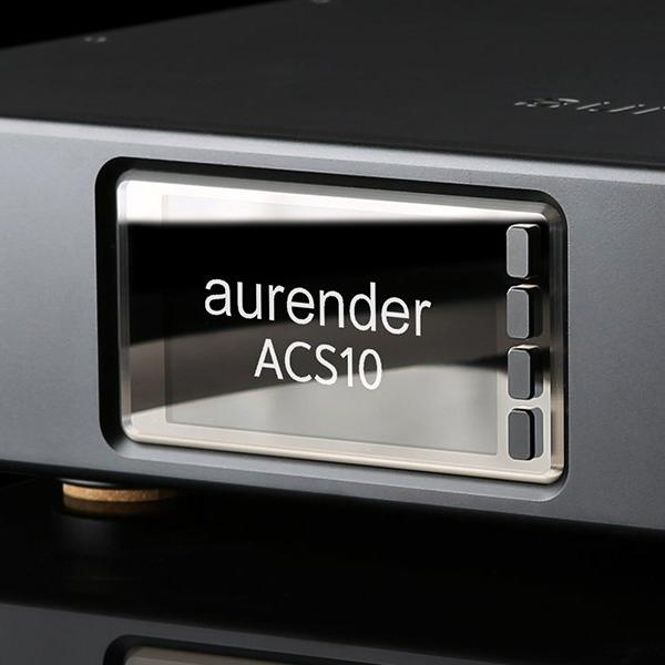 Aurender Launches the ACS10