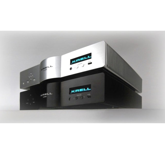 Krell Industries' superb new K300i Integrated Amplifier