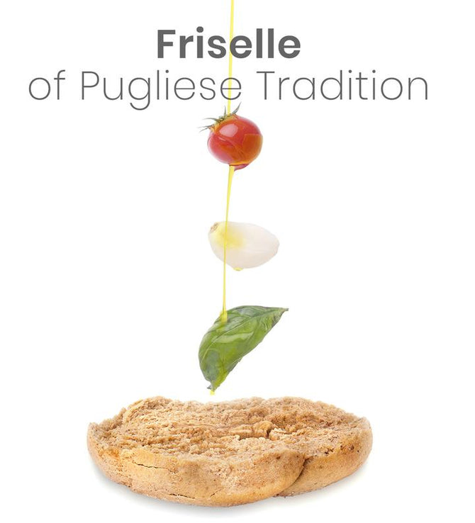 Friselle of Southern Italy