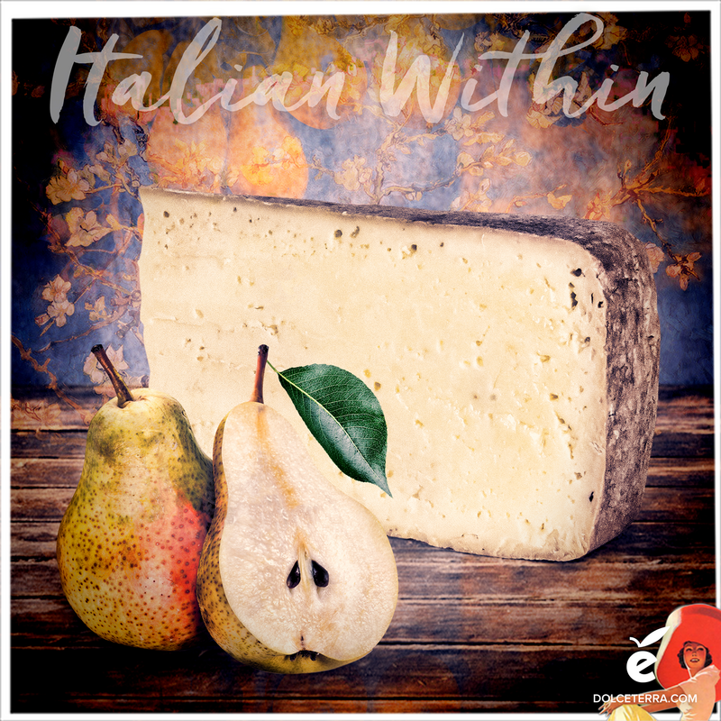 Dolceterra Cheese Refined with Pear