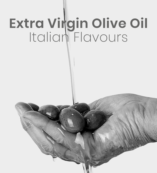 Dolceterra Extra Virgin Olive Oil Jar