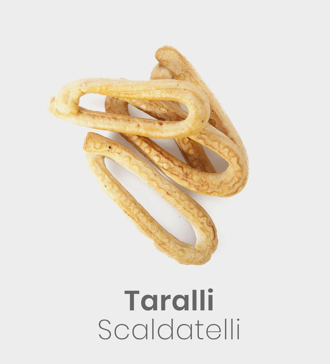 The Taralli Scaldatelli