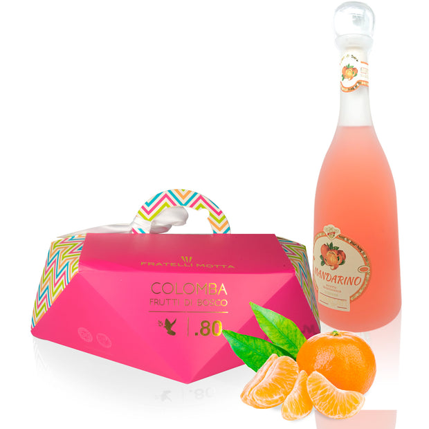 Berries Easter Dove & Mandarin Liqueur - Dolceterra UK