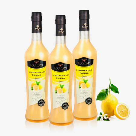 Cream Limoncello (Box 3 bottles)