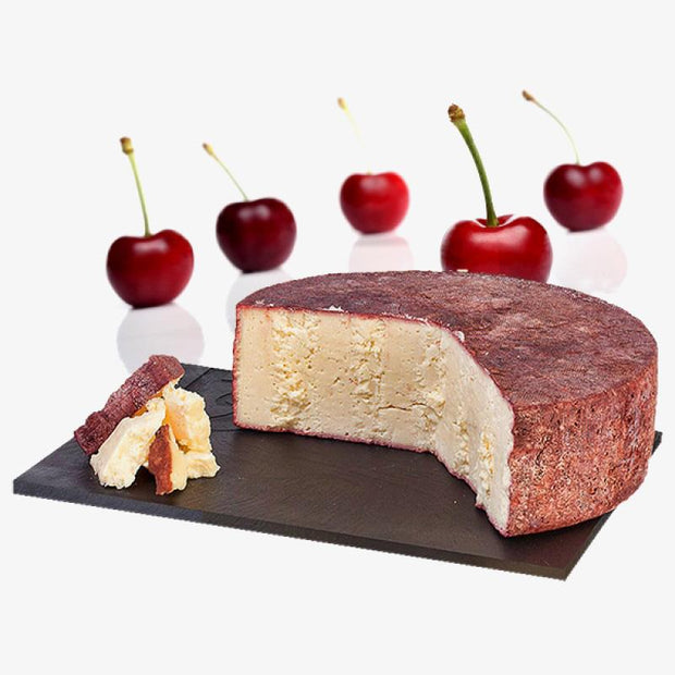 Cheese Refined in Valpolicella Black Cherries