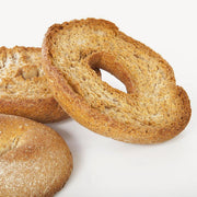 Friselle - Bagel-Shaped Toasted Roll