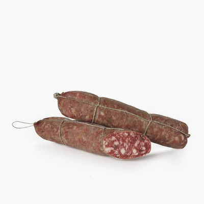 Typical Naples Salami