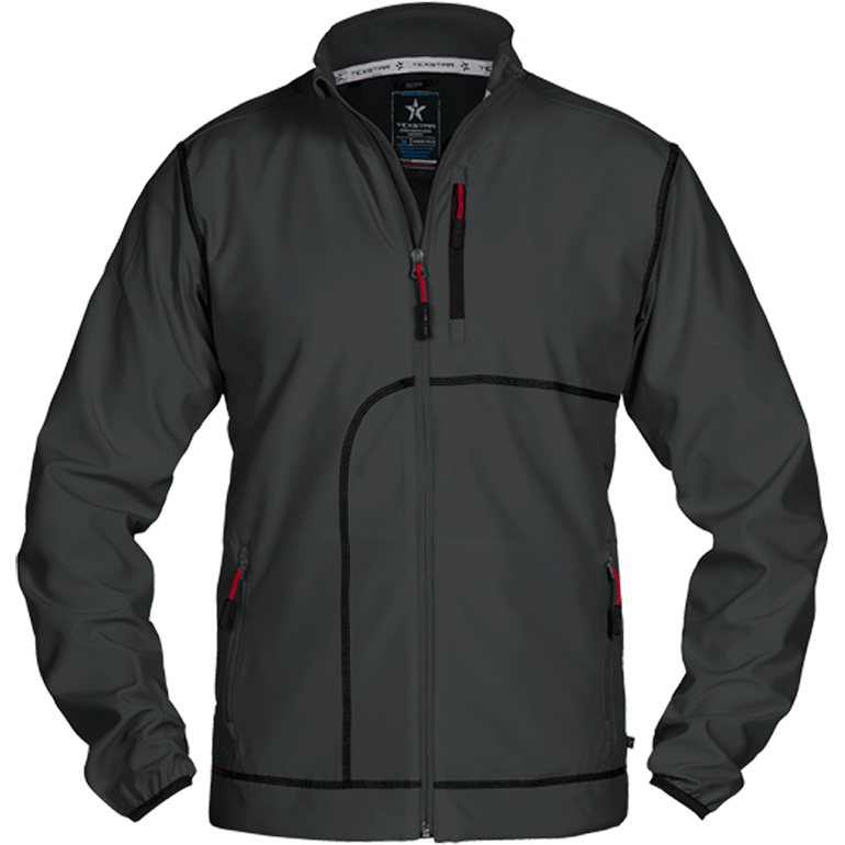 FJ58* | SOFT-SHELL JACKET FLEXIBLE | TEXSTAR-Workwear Restyle