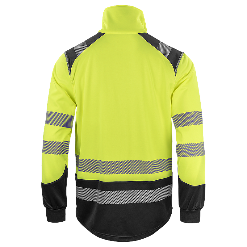 FJ86 | HI-VIS FUNCTIONAL FLEECE-Workwear Restyle