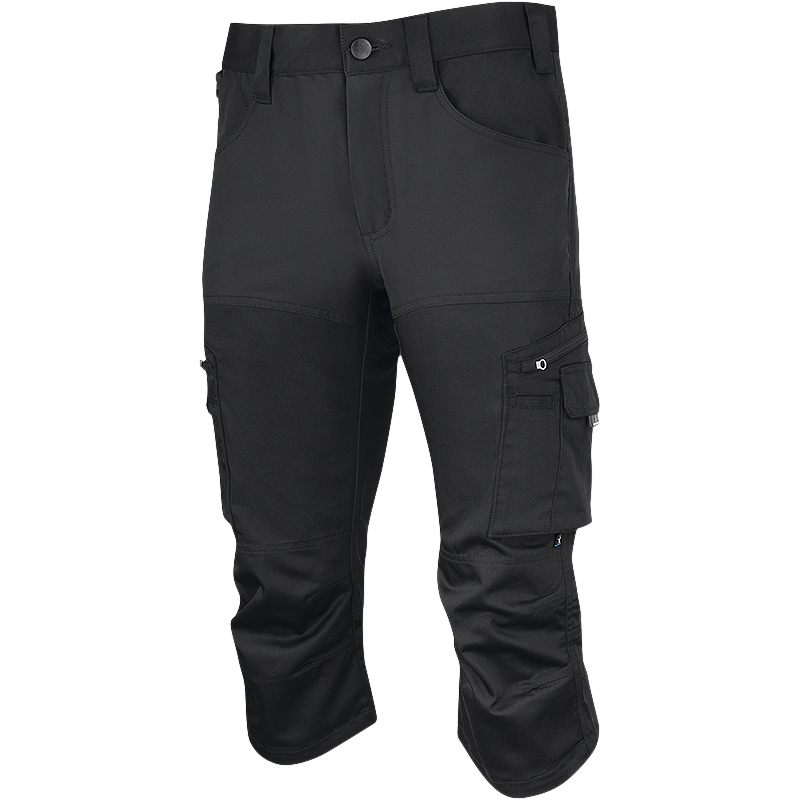 FS18 | DUTY STRETCH 3/4 SHORTS | TEXSTAR-Workwear Restyle