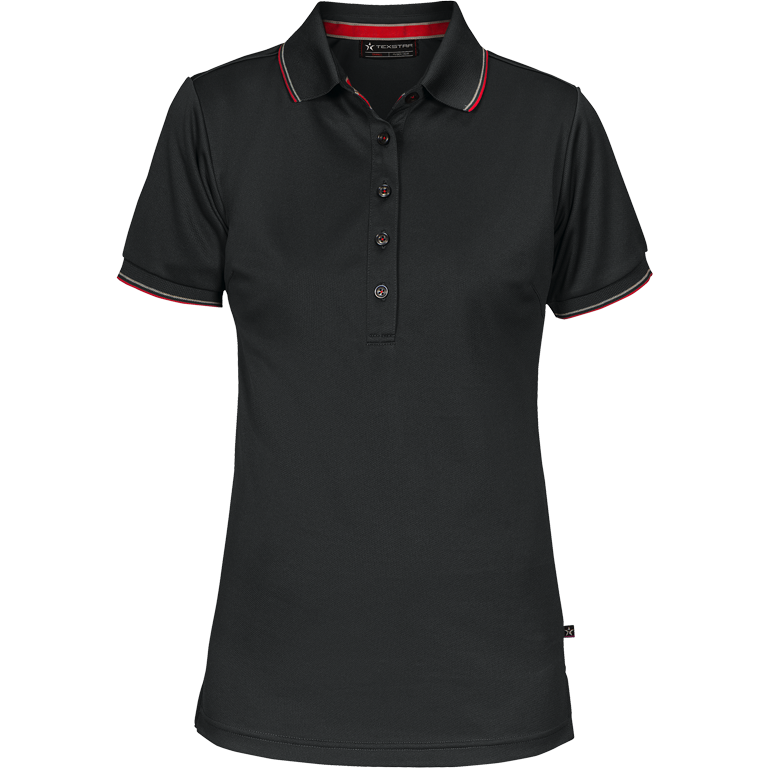 PSW6* | WOMEN'S SH COOL PIQUE SHIRT | TEXSTAR-Workwear Restyle