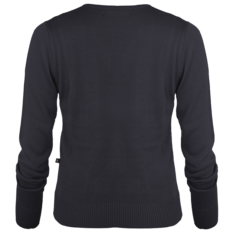 PW04 | WOMEN'S PULLOVER 50/50 V-NECK | TEXSTAR-Workwear Restyle