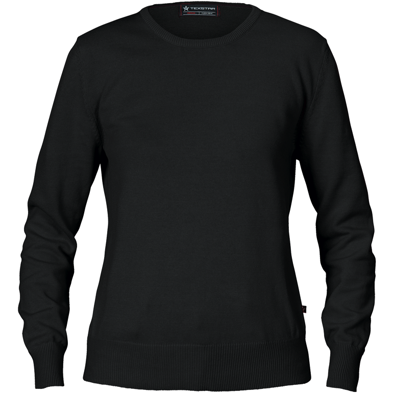 PW05 | WOMEN'S PULLOVER U-NECK | TEXSTAR-Workwear Restyle