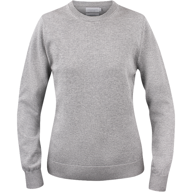 PW06 | WOMEN'S PULLOVER U-NECK | TEXSTAR-Workwear Restyle