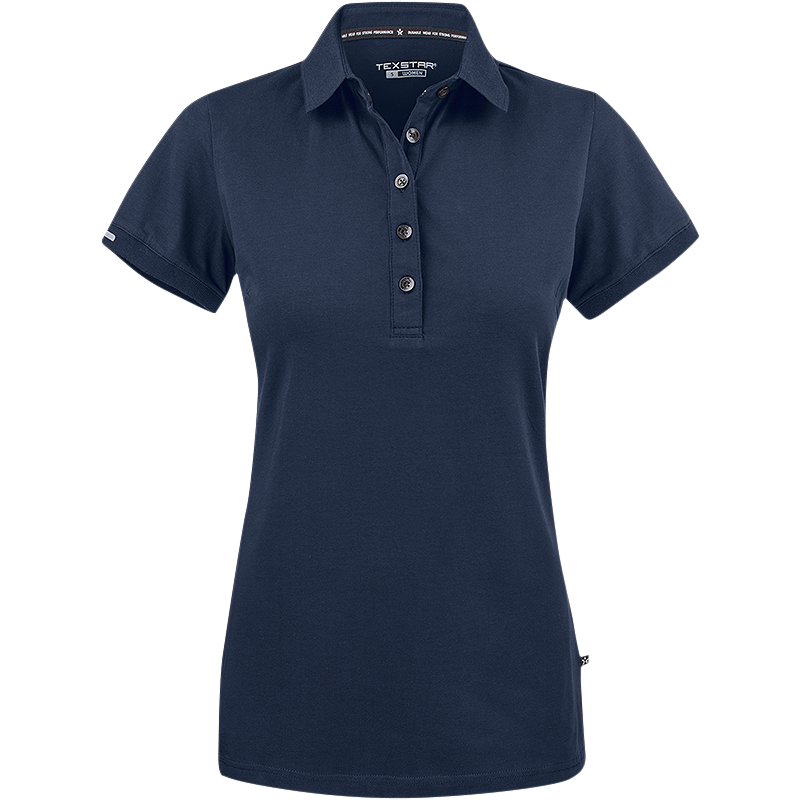 PW20 | WOMEN'S PIQUE FUCTION | BAMBOO | TEXSTAR-Workwear Restyle