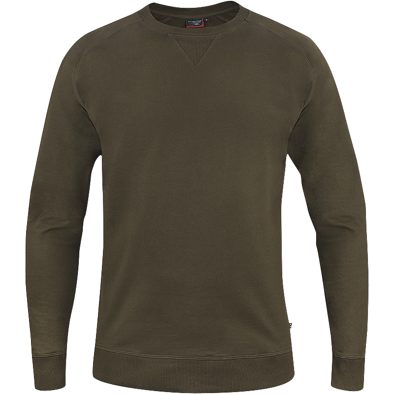 SW17 | CREW NECK SWEATER | TEXSTAR-Workwear Restyle