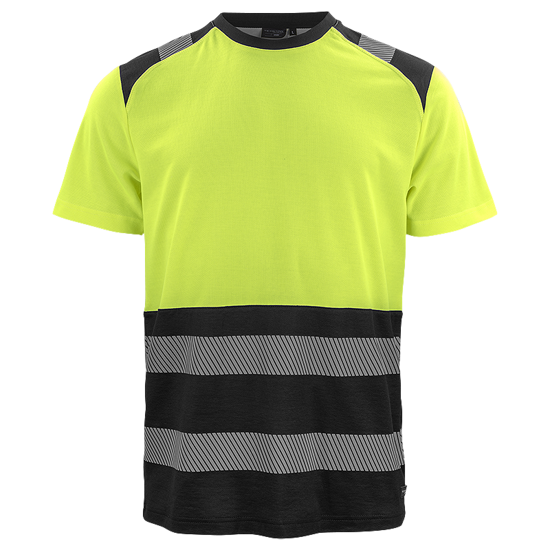 TS22 | HI-VIS FUNCTIONAL T-SHIRT-Workwear Restyle