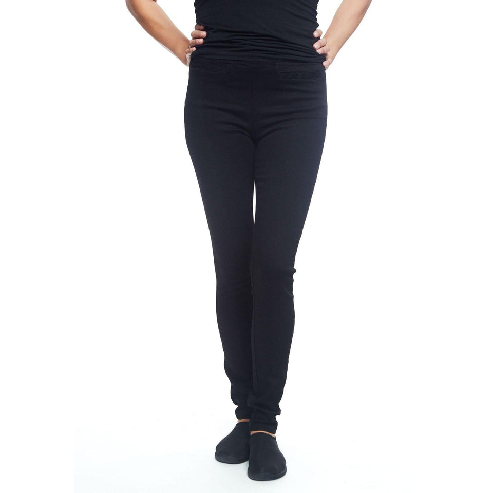 W013 LADIES STRETCH JEANS-Workwear Restyle