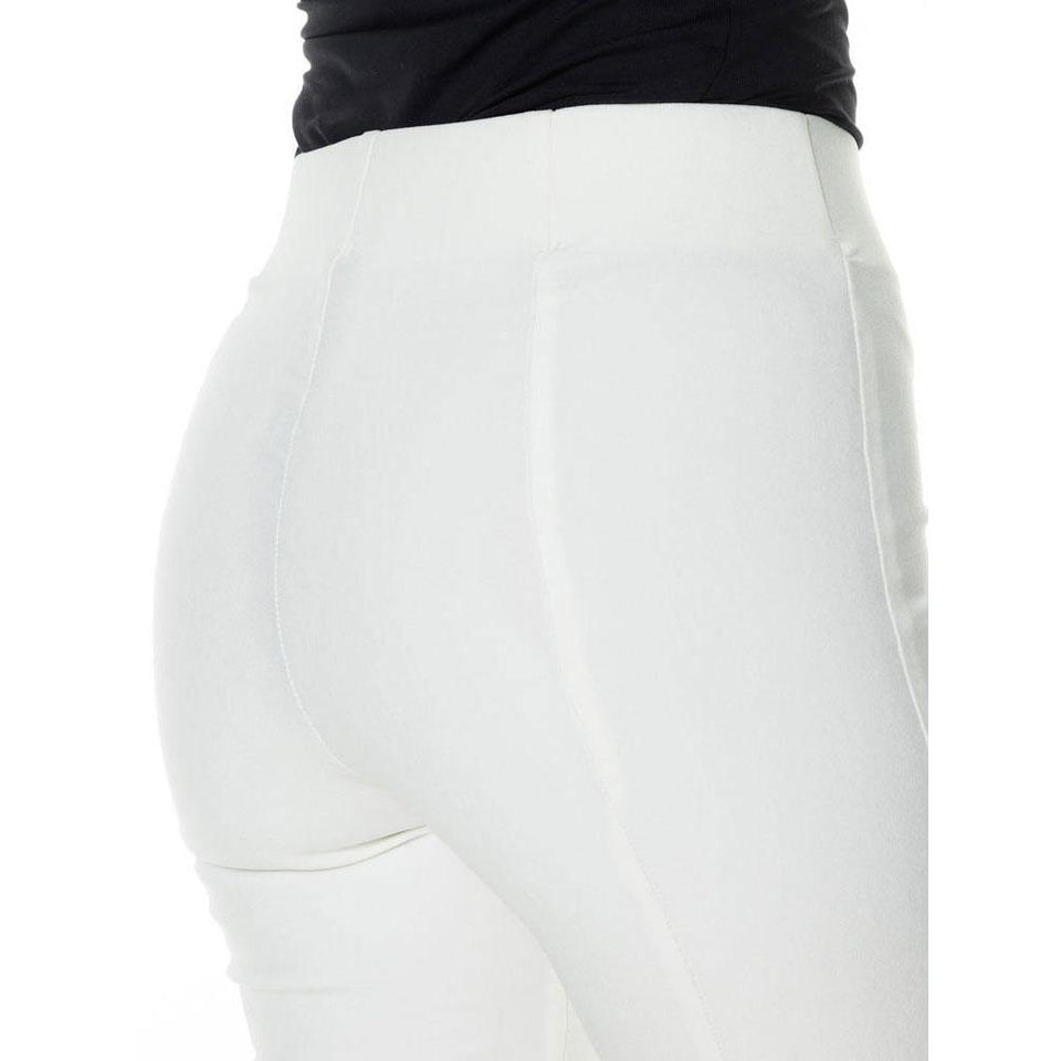 W014 LADIES STRAIGHT PANTS-Workwear Restyle