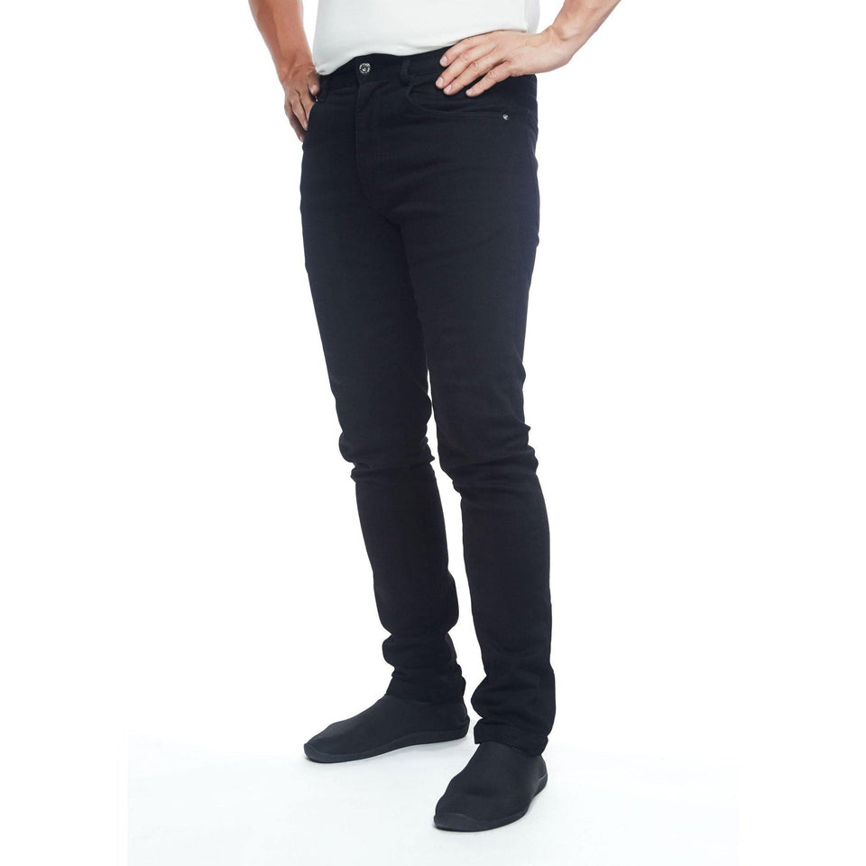 W015 MEN'S STRETCH JEANS-Workwear Restyle