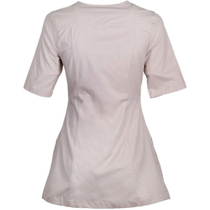 W4 V-NECK ZIP TOP HALF-SLEEVE