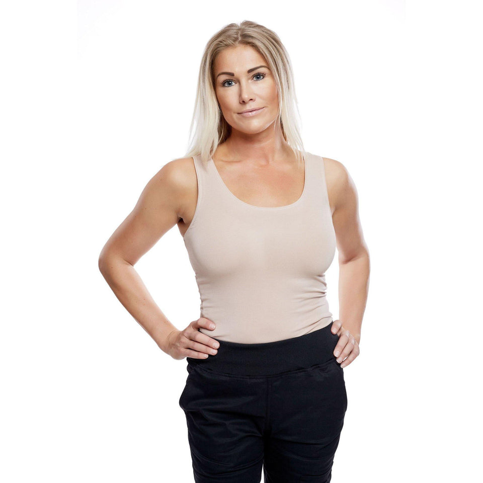 W8 LADIES SOFT TANK TOP-Workwear Restyle