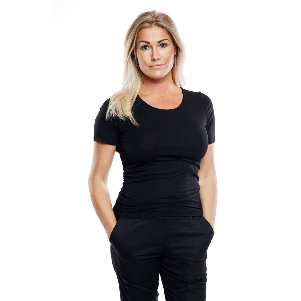 W9 LADIES SOFT SHORT-SLEEVE-Workwear Restyle