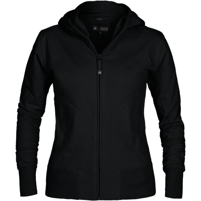 WC03 | WOMEN'S HOODED CARDIGAN | TEXSTAR-Workwear Restyle